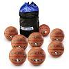 Lot de ballons de basket Spalding
