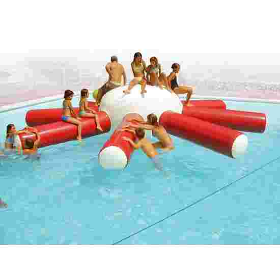 Airkraft Jeu aquatique « Octopus » 600x600x120 cm, 45 kg