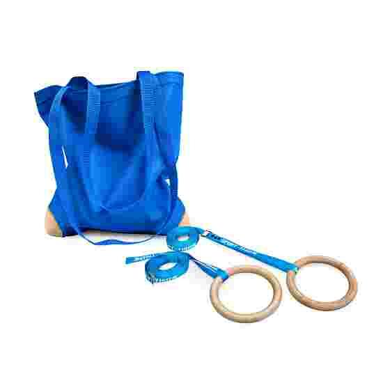 Anneaux de gymnastique Indoor Sport-Thieme « Crosstraining » Avec sac de transport