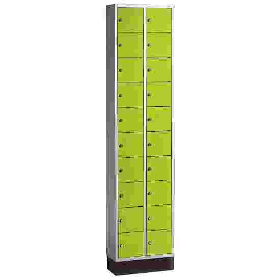 Armoire à casiers « S 4000 Intro » Vert viride (RDS 110 80 60)