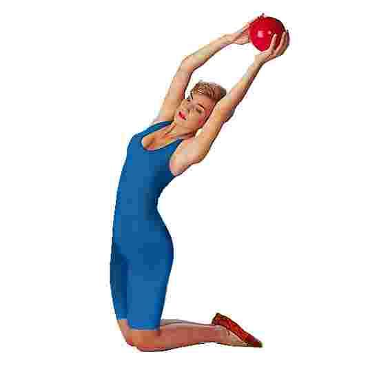 Ballon de gymnastique WV en caoutchouc ø 16 cm, 320 g, Jaune