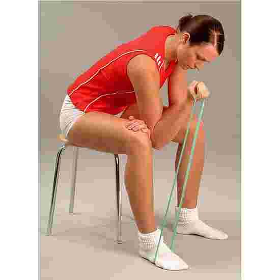 Bande de fitness Sport-Thieme 150 2 m x 15 cm, Vert, facile