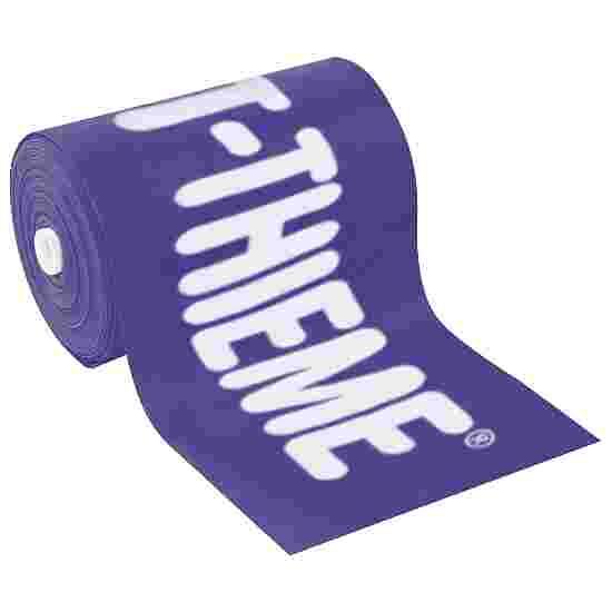 Bande de thérapie Sport-Thieme « 75 » 2 m x 7,5 cm, Violet, difficile