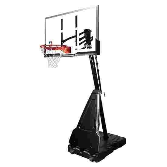 But de basket Spalding « NBA Platinum Helix Lift Portable »