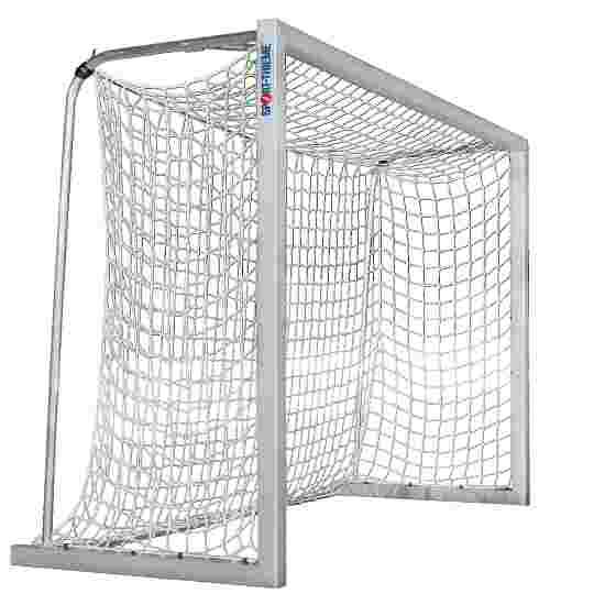 Buts 3x2 m Sport-Thieme en aluminium, profilé carré, autostable ou avec fourreaux Autostable