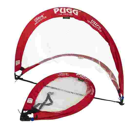 Buts d'entraînement de foot « Pugg Pop up » Rouge, 152x91x91 cm