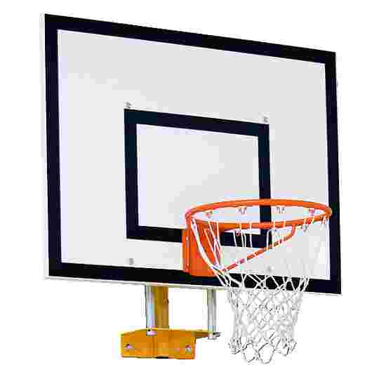 Châssis mural pour but de basket Sport-Thieme, modèle fixe Sans réglage en hauteur