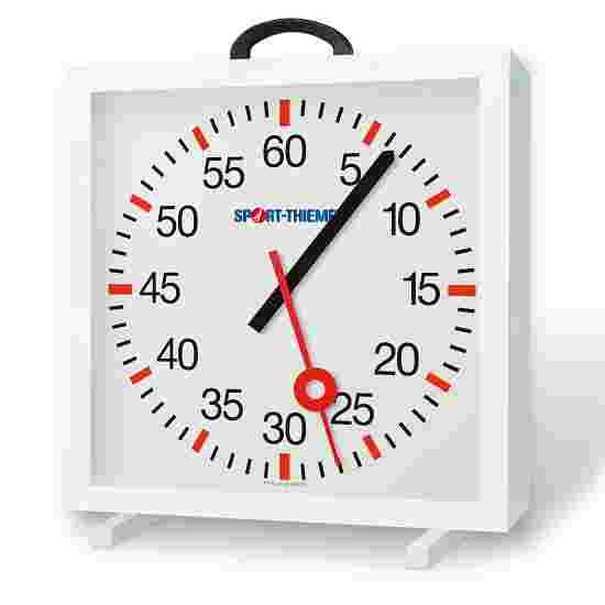 Chronomètre analogique avec affichage minutes et secondes