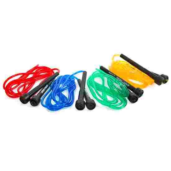 Corde à sauter Sport-Thieme « Speed Rope » Rouge, env. 2,13 m/1,38 m
