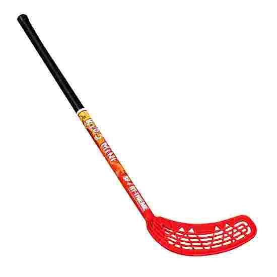 Crosse d'unihockey « Kids Mini » Lame rouge