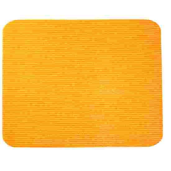 Dalles de gym Sport-Thieme Orange, Rectangle, 40x30 cm