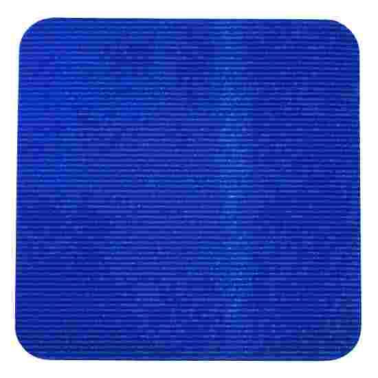 Dalles de gym Sport-Thieme Bleu, Carré, 30x30 cm