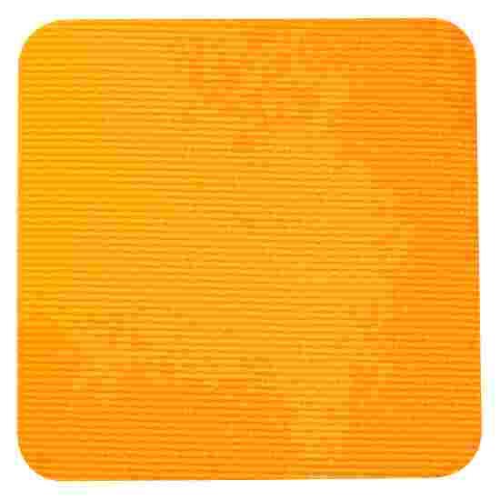 Dalles de gym Sport-Thieme Orange, Carré, 30x30 cm