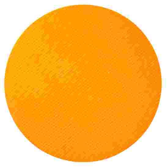 Dalles de gym Sport-Thieme Orange, Rond, ø 30 cm