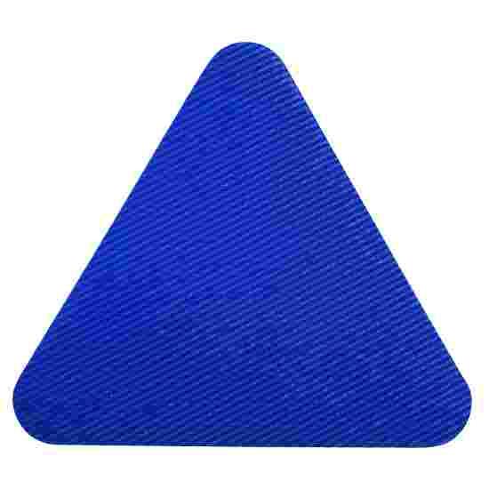 Dalles de gym Sport-Thieme Bleu, Triangle, 30 cm de côté