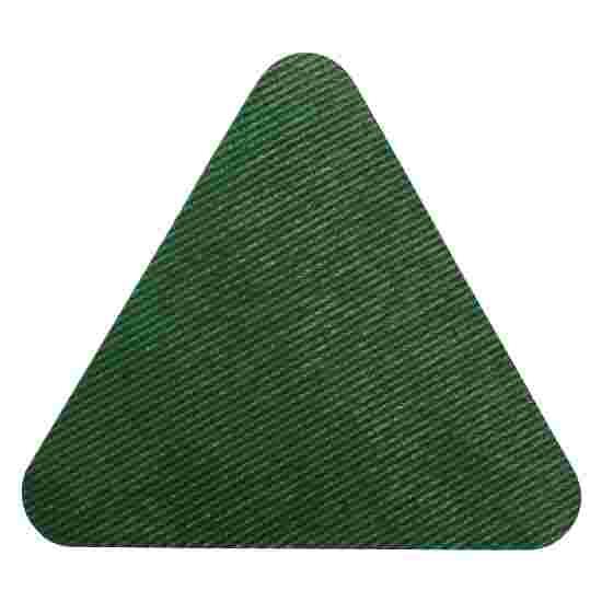 Dalles de gym Sport-Thieme Vert, Triangle, 30 cm de côté