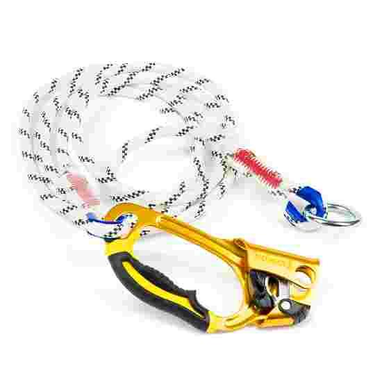 Dispositif de réglage en hauteur avec corde