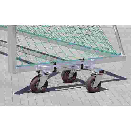 Dispositif de transport pour buts autostables