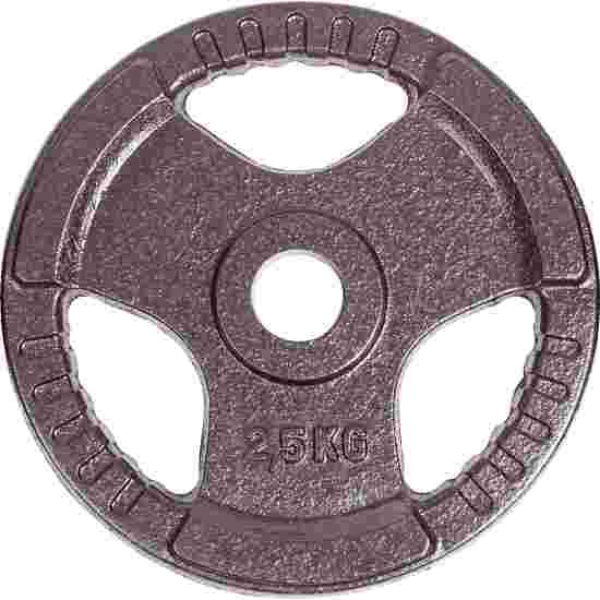 Disque de compétition en fonte Sport-Thieme 2,5 kg