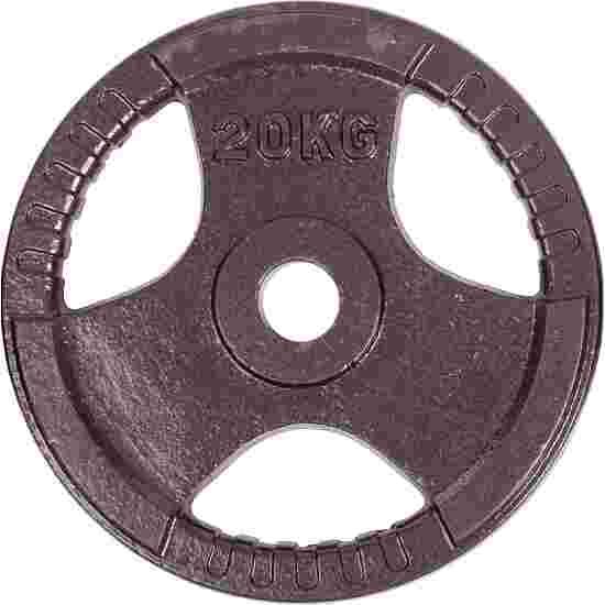 Disque de compétition en fonte Sport-Thieme 20 kg