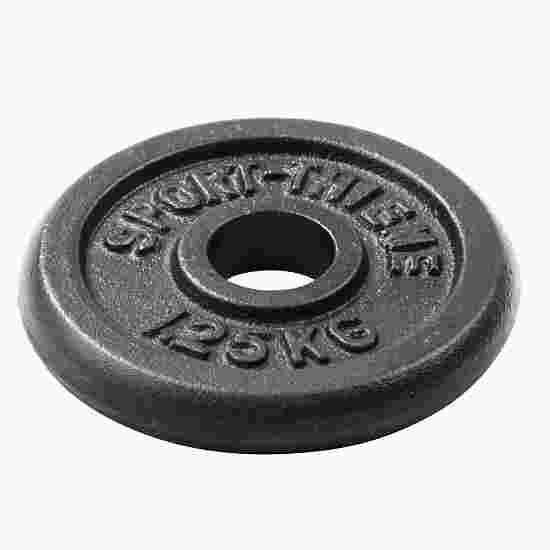 Disques d'haltères Sport-Thieme « Fonte » 1,25 kg