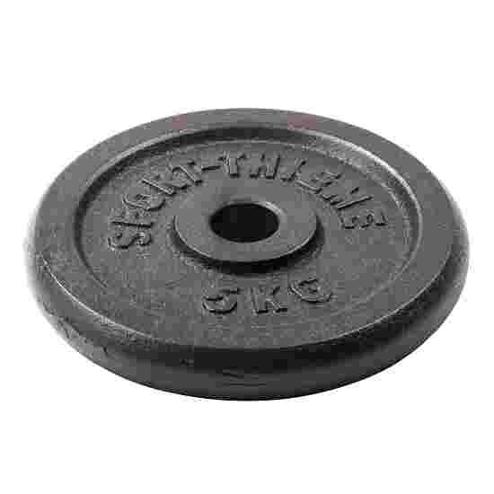 Disques d'haltères Sport-Thieme « Fonte » 5 kg