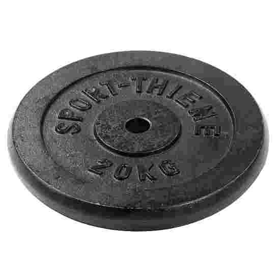 Disques d'haltères Sport-Thieme « Fonte » 20 kg