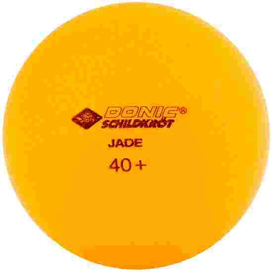 """Donic Schildkröt Tafeltennisballen """"Jade"""" Oranje balletjes"""