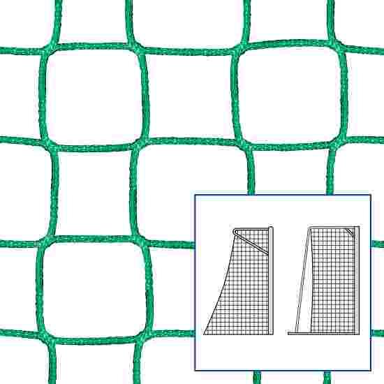 Filet de handball « 80/100 cm » Vert, 5 mm