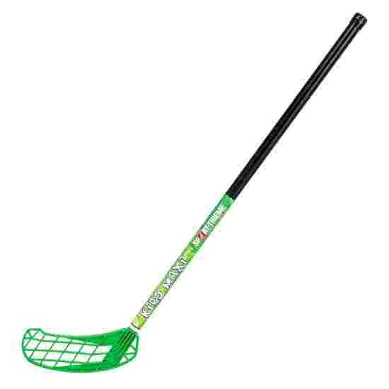 """Floorball-Stick """"Kids Maxi"""" Voet groen"""