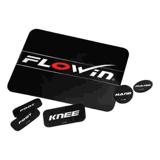 Flowin Tapis d'entraînement avec accessoires Pro