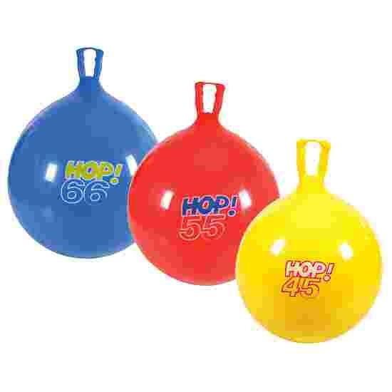 Gymnic Ballon sauteur « Hop » ø 45 cm, jaune