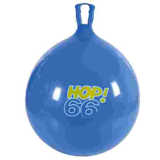 Gymnic Ballon sauteur « Hop » ø 66 cm, bleu