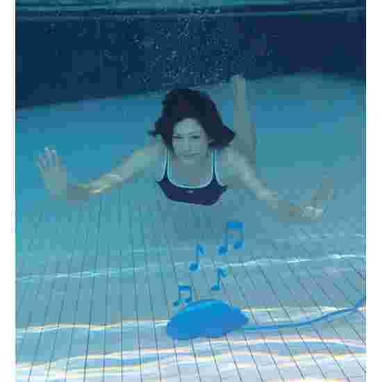 Haut-parleur subaquatique Aqua Musique Version mobile