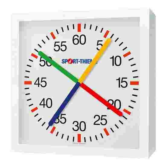 Horloge d'entraînement avec trotteuse en croix Secteur 230 V