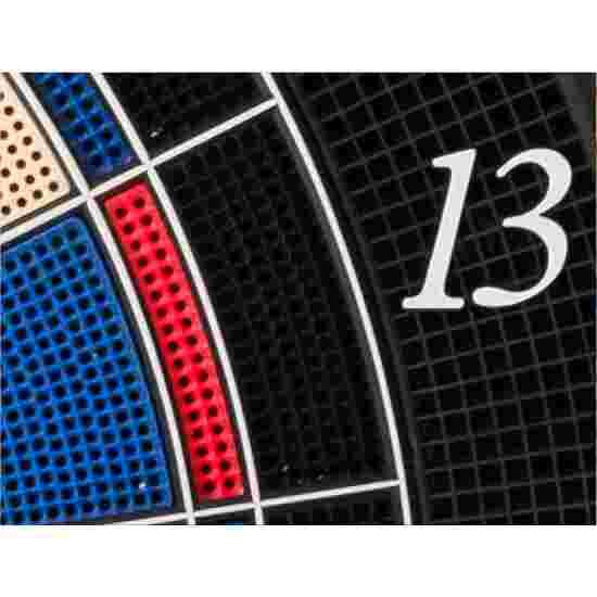 Kings Dart Cible de fléchettes électronique « Pro tournoi »