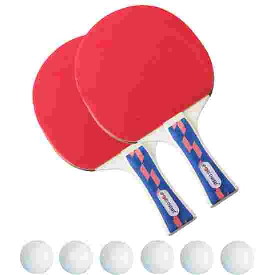 Kit de tennis de table Sport-Thieme «Champion » Balles blanches