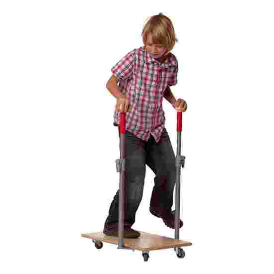 Kit Pedalo avec planche à roulettes et barres d'appui