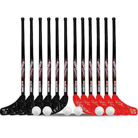 "Kit unihockey Sport-Thieme ""Winner"" Avec sac pour crosses"