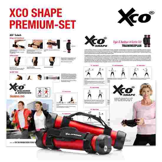Kit XCO ALU Premium avec 2 programmes d'entraînement sur DVD
