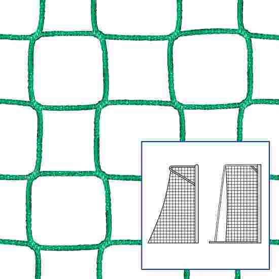 """Kleinveld-/handbaldoelnet """"80/100 cm"""" Groen, 4 mm"""
