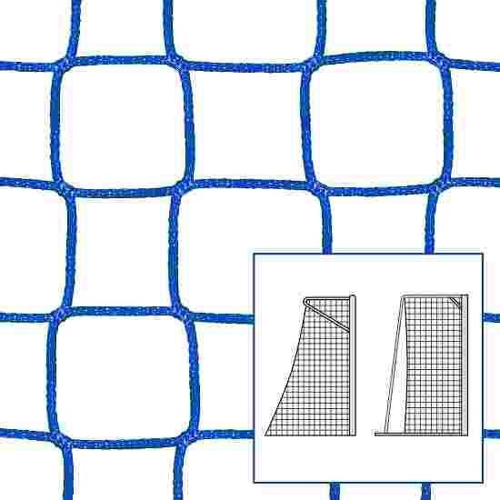 """Kleinveld-/handbaldoelnet """"80/100 cm"""" Blauw, 4 mm"""