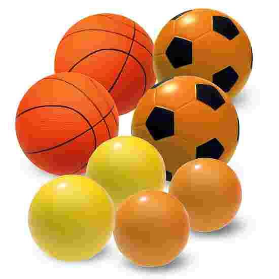 Lot de ballons en mousse PU Sport-Thieme  « School »