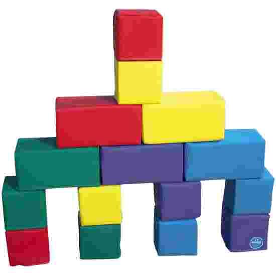Lot de blocs de construction