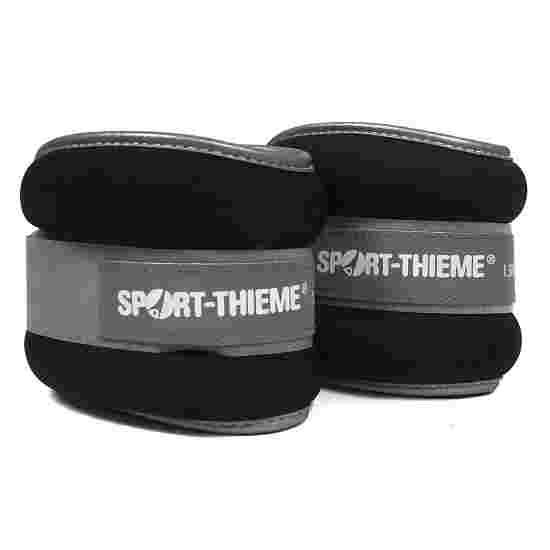 Manchettes lestées Sport-Thieme «Premium» 1,5 kg, noir