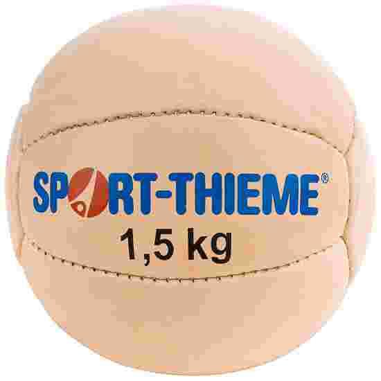 Medecine ball Sport-Thieme « Classique » 1,5 kg, ø 19 cm