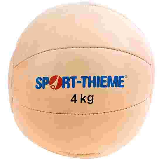 Medecine ball Sport-Thieme « Classique » 4 kg, ø 28 cm