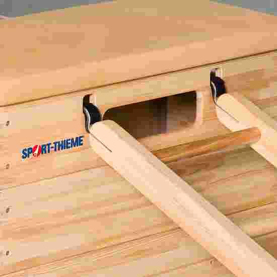 Mini plinth Sport-Thieme « Vario » 3 pièces Sans dispositif de transport sur roulettes