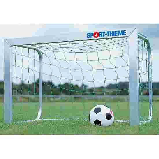Minidoel-Net, maaswijdte 100 mm Voor doel 2,40x1,60m, doeldiepte 0,70 m, Groen