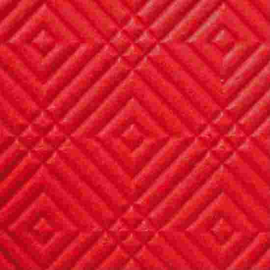 Natte de gymnastique Sport-Thieme « Confort » Env. 180x100x0,8 cm, Rouge